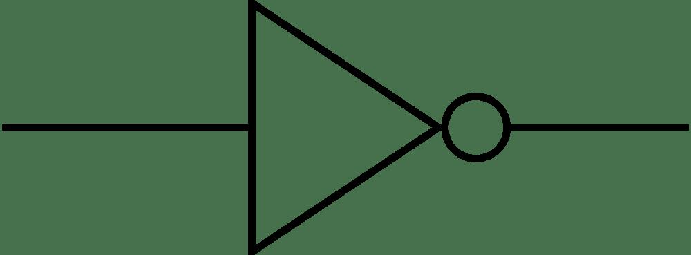 medium resolution of electronic symbol inverter wiring diagram electronics