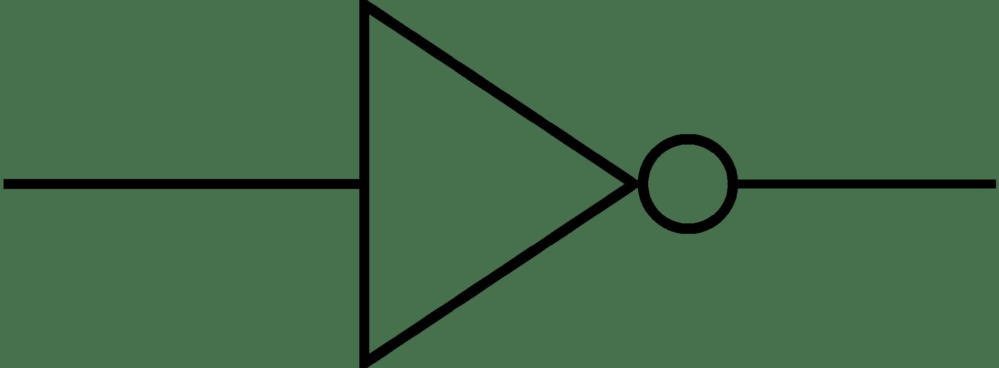 hight resolution of electronic symbol inverter wiring diagram electronics