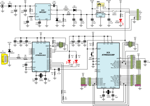 small resolution of electronic circuit integrated circuit layout printed circuit boards schematic circuit diagram