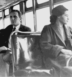 rosa parks museum civil rights movement montgomery bus boycott african americans [ 1137 x 749 Pixel ]