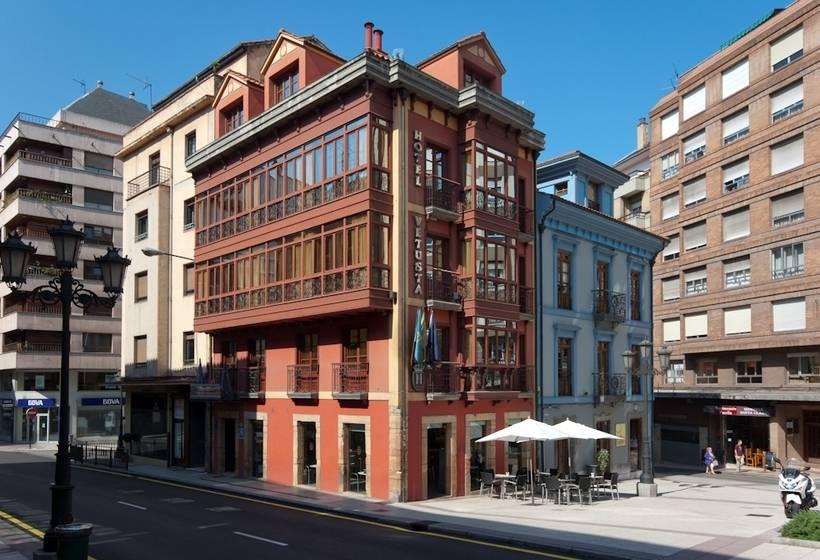 Hotel Vetusta en Oviedo desde 19   Destinia