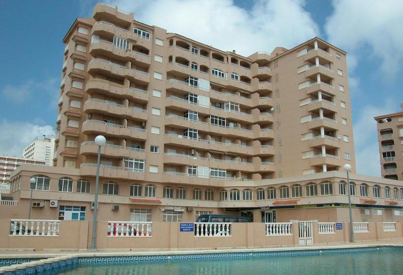 Apartamentos Copacabana Playa en La Manga del Mar Menor