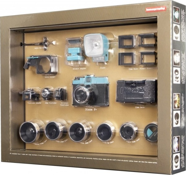 Lomography Diana Deluxe Kit - Skroutz.gr