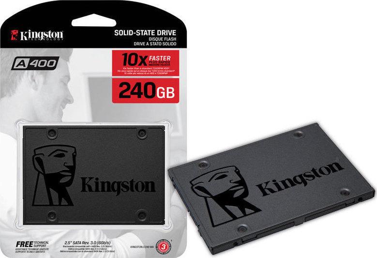 Kingston A400 240GB - Skroutz.gr