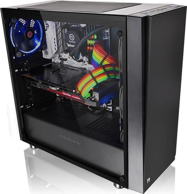 Thermaltake Versa J21 Tempered Glass Edition - Skroutz.gr