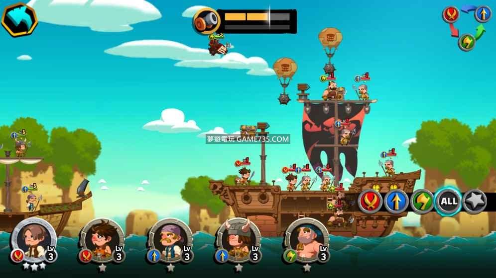 【TonTon海盜團】v2.6.5 無敵 秒殺 修改版/MOD【Android 遊戲、應用程式下載討論】夢遊電玩論壇 - GAME735.COM