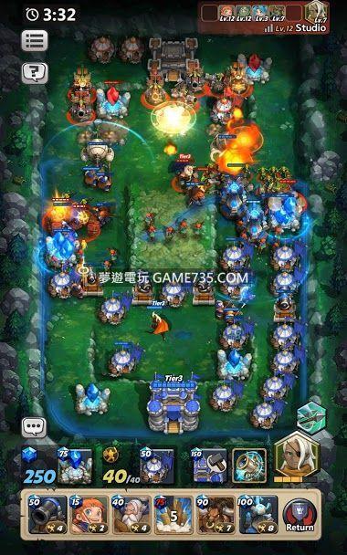 【火戰攻城修改版+繁體】火戰攻城-RTS革命 Castle Burn-RTS Revolution 1.6.5 無限出兵能源 20200220【Android 遊戲 ...