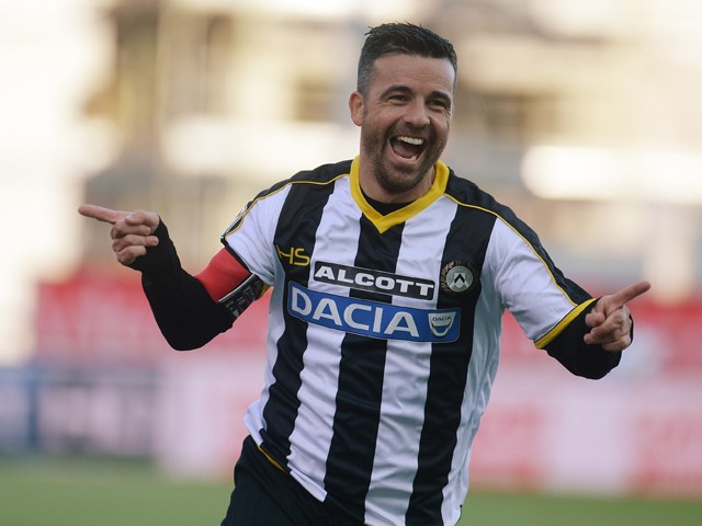 Recordbreaker Antonio Di Natale to end Udinese career this summer  Sports Mole