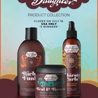 WIN Uncle Funky's Daughter's Hair Products! (7/16/2018) {US}