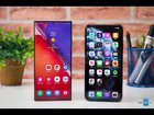 Samsung Galaxy Note 20 Ultra vs iPhone 11 Pro Max - Battle of the two giant