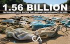Estimated 1.56 billion face masks will have entered oceans in 2020 - OceansAsia Report