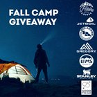 Fall Camp Giveaway. Win camping gear from Hikers Brew, Lem's Shoes, Big Agnes, Gregory Backpacks, and more! {US} (11/10/19)
