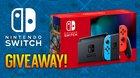 Nintendo Switch Holiday Season Giveaway {??} (12/23/2019)
