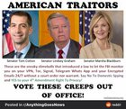 These people need to be held accountable for their unconstitutional legislation.