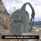 Enter for a chance to win 1 of 5 Maxpedition packs: Choose either Edgepeak Sling Pack Grey or Edgepeak Pack Tan (12/11/2018) {??}