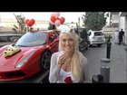 """YOU WON'T BELIEVE WHAT SHE DID"" 
