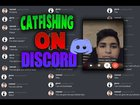 Kid Thinks He Is Talking To A Girl On Discord, (Gets Catfished!) XD