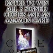 Win a $25 Amazon gift card & 3 signed paperbacks from Tasha Black (10/24)