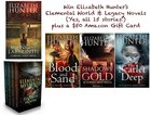Win $50 Amazon Gift Card & Elizabeth Hunter's Elementals Series {WW} (03/01/2018)