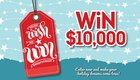 The Holiday Wish And Win - Win $10,000 Cash (12/10/18){US}