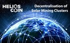 HELIOSCOIN AND THE DECENTRALISATION OF SOLAR MINING CLUSTERS