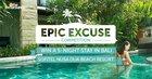 Win 5 night stay at Bali Sofitel beach resort {??}(06/30/2017)