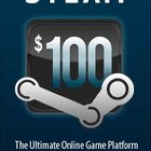 $100 steam gift card - ww entry (9/6/2015)