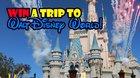 walt disney world vacation giveaway