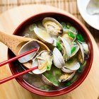 Low Carb / Keto Clam Miso Soup!