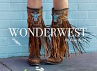 A pair of Idyllwind boots signed by Miranda Lambert and $500 Boot Barn gift card. 2018-09-30 {US}