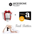 $50 Amazon Gift Card + $200 Gift Box From Microbiome Plus (12/15/2018) {WW}