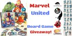 Win the board game Marvel United (03/04/2020) {US}