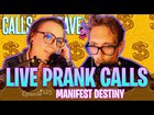 Vape Shops, Scambaiting & Pure Chaotic Prank Calls! Enjoy Last Night's Episode!