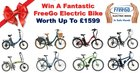 Win a New Advanced Electric Bike