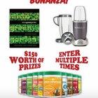 NutriBullet 600 Series Blender Big Giveaway! Ends 2/15 {US}
