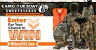 2017 Camo Sweepstakes! $900 Value! Ends 9/15 {US}
