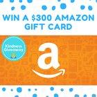 Win 1 of 2 $300 Amazon Gift Cards {US CA UK AU NZ} (9/30/2018)