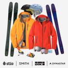 Enter to win men's or women's Winter Ski Gear! Prizes include Stio Environ Jacket + Pant, Smith Level/Liberty Helmet, Smith I/O Mag Goggle, a pair of Pivot 14 GW B115 bindings, a pair of Dynastar Legend 96 Skis! 2 Winners! Approximate retail value is $4,956! (12/13/2019) {US}