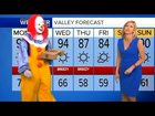 Best news pranks and bloopers
