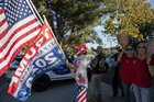 Caravan of Trump supporters disrupted some voters in Temecula: Riverside County Sheriff's Department