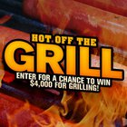 Hot Off The Grill Giveaway! Win $4K (ends 7/28/2019){US}