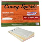 Enter for a chance to win 100 Game Scorebook and Lineup Cards from Covey Sports! (06/22/2019) {??}