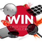 Brund Competition Giveaway - Win a Brund Cookware Set! [a $210 value! {US} (11/14/2019)