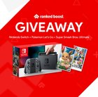 Win a Nintendo Switch + Pokemon Let's Go + Super Smash Bros. Ultimate {US CA} See Rules for Exclusions (12/16/2018)