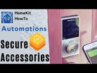 HomeKit HowTo: Secure Accessory Automations
