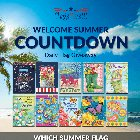Enter for a chance to win a Summer Flag from FlagsRUS! 10 Winners! (06/20/2019) {US}