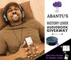Win an Echo Dot + 1-Year FREE Abantu Audio Audiobook Subscription (05/22/2018) {??}