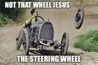 Take The Wheel Jesus!