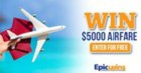 Win $5,000 to American Airlines from Epic Wins (8/31/15)