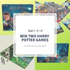 Two Harry Potter Games (11/15/2018) {US}
